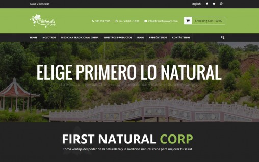 First Natural Corp – Mexico