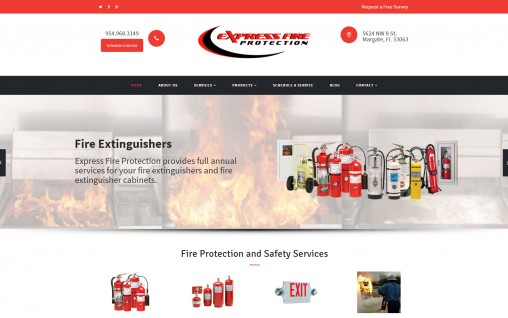 Express Fire Protection – Margate, Florida